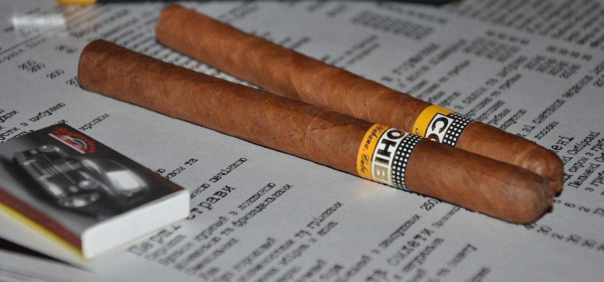sigari cohiba