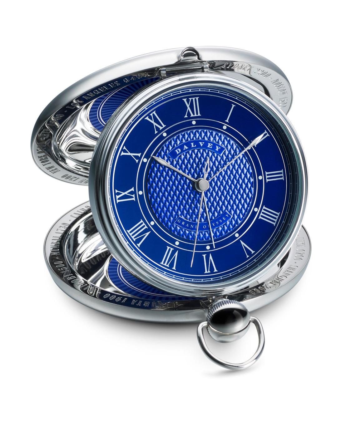 Dalvey orologio da viaggio odissea tabaccheria lupidi - Dalvey orologio da tavolo ...