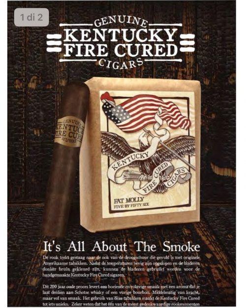 Kentucky Fire Cured Muwat