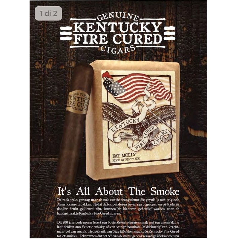 Kentucky Fire Cured Muwat