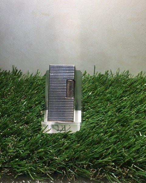 Accendino Dunhill Mini Rollagas Argento