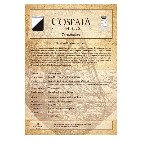 Mastro Tornabuoni Cospaia