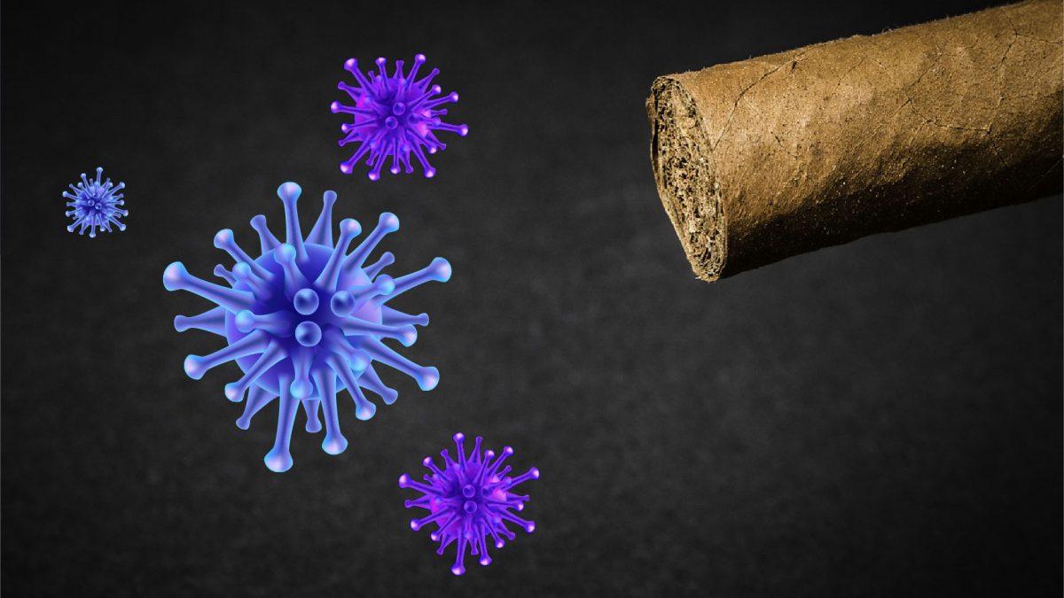 coronavirus e tabacco