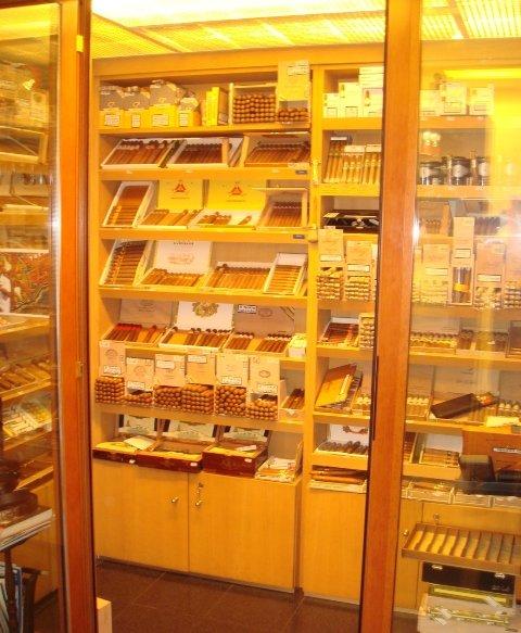 humidor tabaccheria lupidi